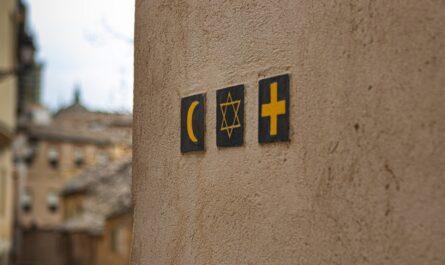 Symboly, které jsou pro judaismus naprosto vlastní.