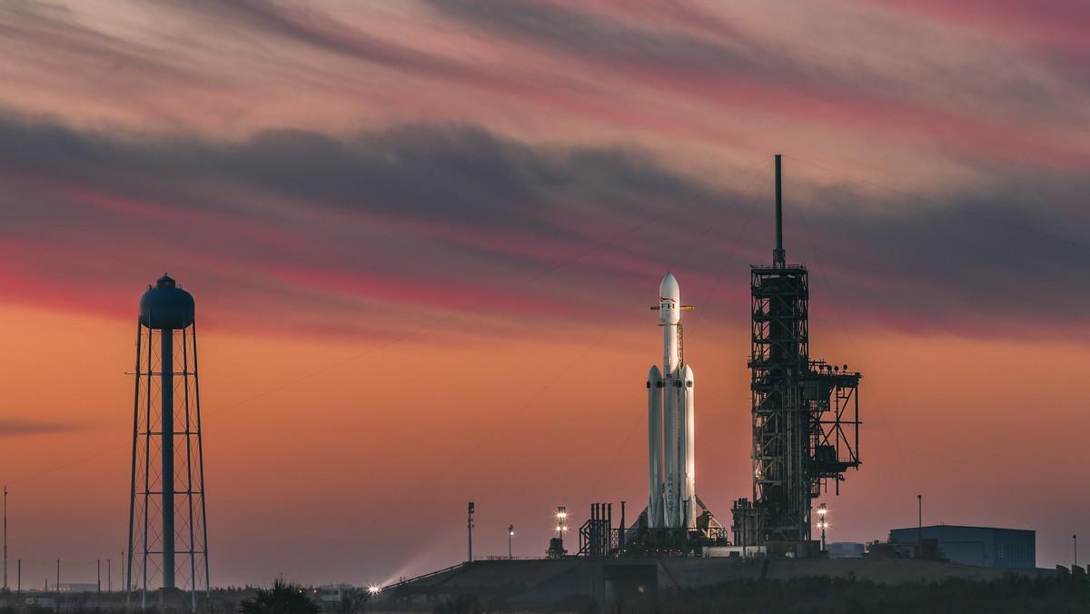 Jedna z hlavních základem americké NASA.