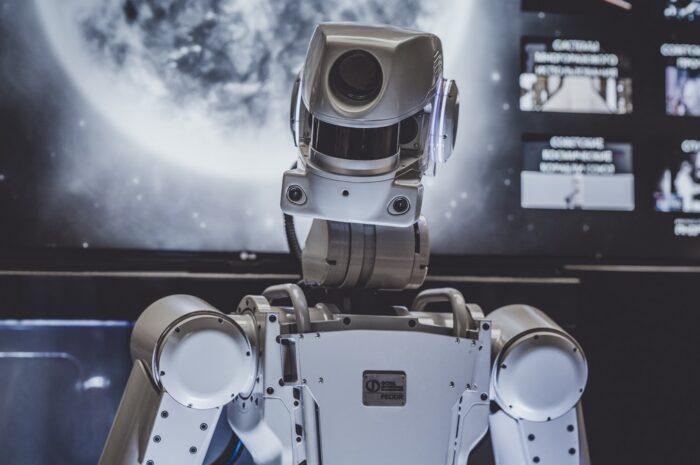 Roboti se možná jednou stanou součástí domácností